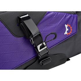 Revelate Designs Terrapin Sacoche de selle 8l sachet imperméable inclus, crush purple